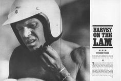 – A great article from 1971 unearthed from the Sports Illustrated archives– Steve McQueen discussing desert bike riding with Bud Ekins & Malcolm Smith, Racing in the 12 Hours of Seb…
