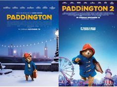REVIEW: Paddington & Paddington 2