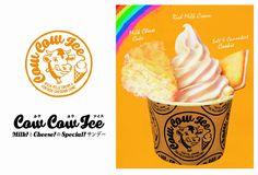 「東京ミルクチーズ工場」から 「Cow Cow Ice」が東名高速道路 海老名サービスエリア(下り)に初登場!!