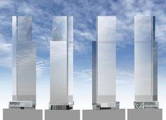 Una de las torres planeadas en la reconstrucción del World Trade Center estará a cargo del arquitecto Japonés Fumihiko Maki.