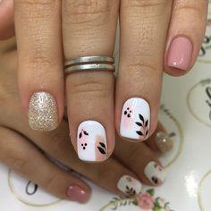 Creative Nail Designs, Creative Nails, Nail Art Designs, Beauty Nails, Hair Beauty, Manicure And Pedicure, Summer Nails, Pretty Nails, Nail Colors