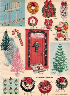 1956 Sears Christmas Catalog via Flickr