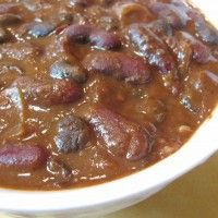 This Vegetarian Chili Recipe won a cook-off... at a motorcycle rally! Must try.