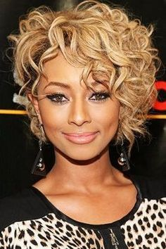 short curly hair - If only i could rock the short hair!