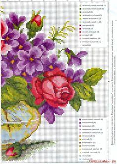 Gallery.ru / Фото #31 - вышивка цветы - semynova