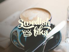 Swedish Fika Logo