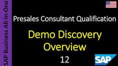 SAP - Course Free Online: 12 - Demo Discovery Overview