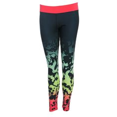 Adidas Ultimate Fit Tights W Tights, Women's Fashion, Adidas, Yoga, Fitness, Pants, Navy Tights, Trouser Pants