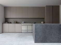 Zinc And Valchromat Kitchen By Minale + Mann