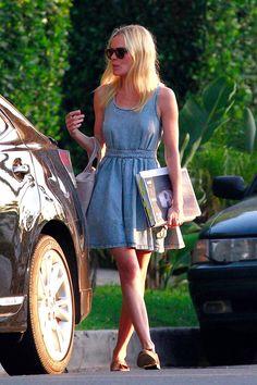 Summer Denim Trends - Summer Fashion Trends - Harper's BAZAAR