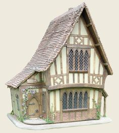 #Miniature #Dolls #House Goose #Cottage