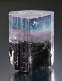 crystal, tourmaline