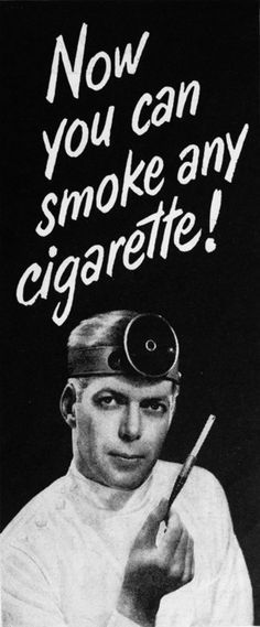 Now you can smoke any cigarette!
