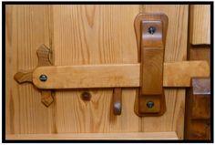 diy door latches for barn doors - Google Search
