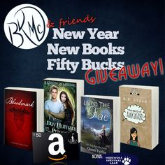New Year, New Books, and Fifty Bucks Giveaway  http://www.bkristinmcmichael.com/giveaways/new-year-new-books-and-fifty-bucks-giveaway/?lucky=3518