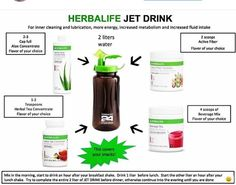The Jet drink lose lbs!