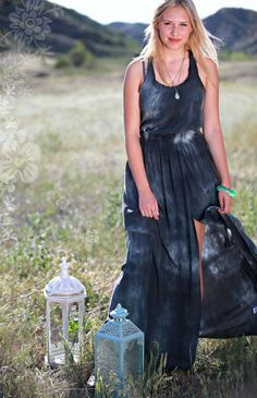 Actress #GracieDzienny models for #OuroborosDesigns