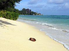 La Digue Island, Seychelles Islands