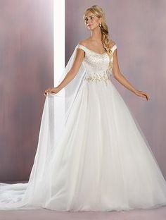 View Dress - DISNEY ALFRED ANGELO COLLECTION - 259 ELSA | AlfredAngeloDisney Bridal