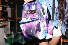 Galaxy Jansport Backpack.