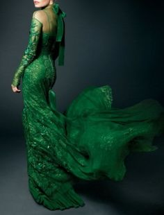 :: emerald from the back ::