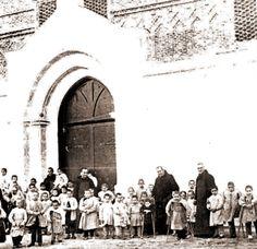 San Rafael_asilados y religiosos_1909
