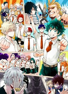 I CAN'T WAIT FOR SEASON TWO || Boku No Hero Academia