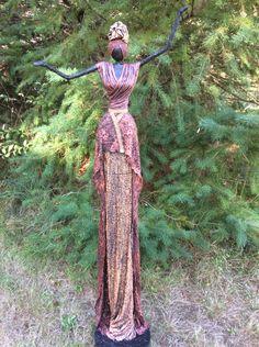Bronze Beauty 4ft. tall $350.