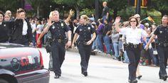 gay police pride   ... Police Department @ Pride Parade 2011   projectq_pride_parade_police