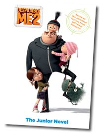 Despicable Me books #FLVS #lovin #literature