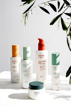 Skin by ecostore cosmetic packaging, brand packaging, skincare packaging, beauty packaging, cosmetic Skincare Packaging, Beauty Packaging, Cosmetic Packaging, Packaging Design, Brand Packaging, Farmasi Cosmetics, Natural Cosmetics, Forever Cosmetics, Product Design