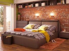Spálňa - BRW - Fini 1