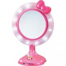 Hello Kitty Make-up Mirror (yes, I own this... and yes, it's fabulous. )