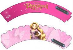 kit cumpleaños rapunzel - Buscar con Google