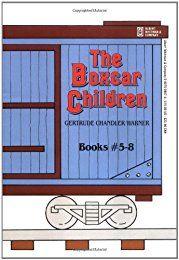 The Boxcar Children 5-8
