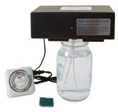 TheSilverEdge.com make your own colloidal silver!