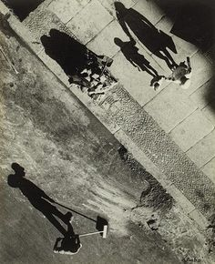 mystery of the street, 1928. credit: otto umbehr