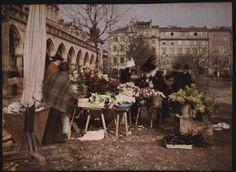 Rynek Glowny w Kr 1912