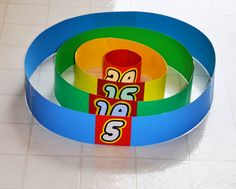 """This is a no-brainer - just need to make a lot of space between the rings for 4 & 5 year olds - and maybe instead of numbers use letters L, E, G, & O and the goal would be to """"spell"""" LEGO - still formulating this one"""