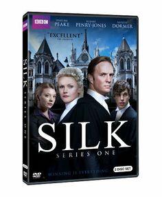 Silk: Season One DVD ~ Silk, http://www.amazon.com