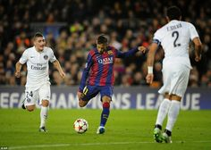 Barcelona vs PSG 3-1 full highlights