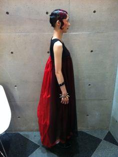 WELLA TRENDVISION 2012 TOKYO AREA FINAL 江良友規子 HEARTS HAIR