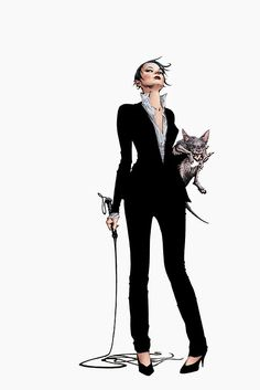 CATWOMAN #35 Written by GENEVIEVE VALENTINE Art by GARRY BROWN Cover by Joshua Middleton