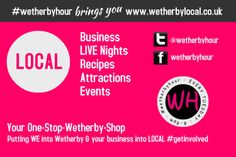 Looking to increase awareness of your business socially? If you are in #Wetherby or a 30 mile radius of, let us promote you! Great value at just £20 per month with MAXIMUM coverage! Get Involved... please share