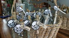 Invitaciones piratas