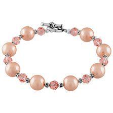 Kiss of Peach Bracelet
