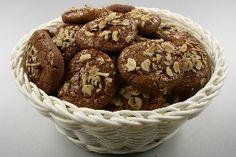 Chokoladesmåkager med nødder - sukkerfri - diabetes