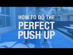 How to Do the Perfect Push-Up | The Beachbody Blog