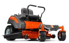 Husqvarna Z248F zero turn mower. Performance and style!