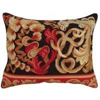 Needlepoint Palazzo IV Pillow